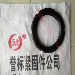 石标牌M8-M150高强度氧化发黑圆螺母生产厂家