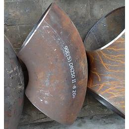 山东哪里的90度短半径碳钢无缝弯头质量好