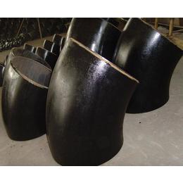 威海45度长半径碳钢无缝弯头生产成本低