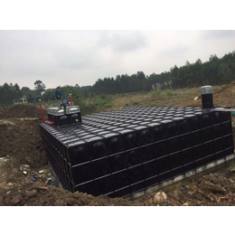 金华衢州地埋消防水池箱泵一体化