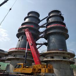 机械制动化环保石灰窑竖炉