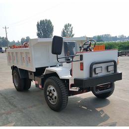 精品后双轮工程运输车 四驱农用翻斗自卸车 后驱农用拉土自卸车