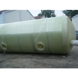 玻璃钢化粪池安装、南京昊贝昕复合材料、化粪池
