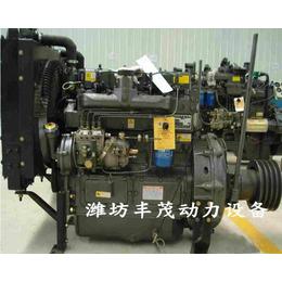 厂家直销4105固定作业机型柴油机带粉碎机