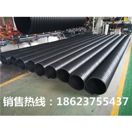 DN400钢带增强聚乙烯螺旋波纹管