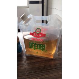 供应沁阳市防渗漏包装袋-啤酒包装袋-金霖包装制品