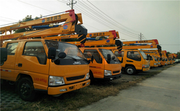 亚博国际版18米-28米高空作业车高空线路检修车高空树枝修剪车