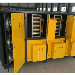等离子废气处理设备  低温等离子净化设备 环森环保供应
