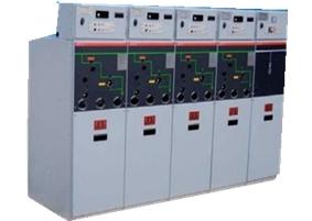 SIS-12  固体绝缘高压环网柜