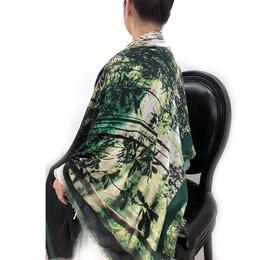 围巾设计_浙江围巾设计公司-汝拉服饰 曾参与巴黎时装周走秀