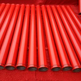 3米无缝高压地泵管砼泵管125地泵管子厂家价格