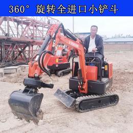 特价供应履带式液压挖掘机 果园小型挖土机