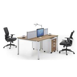 供应厂家直销办公桌 双人屏风缩略图