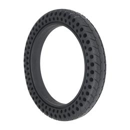 12寸x1.5儿童自行车轮胎实心胎不怕扎刺免充气免维护耐磨好