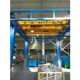 直销10t20t双梁起重机 花架式龙门吊 供应电磁吸盘直径