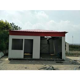 天津武清区安装彩钢房制作钢结构厂房经验丰富