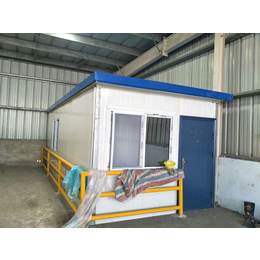 天津北辰区安装彩钢房制作钢结构厂房经验丰富