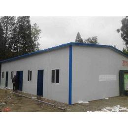 河东区钢结构厂房制作天津安装岩棉彩钢房