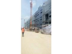 南昌赣达钢铁与建筑厂房合作