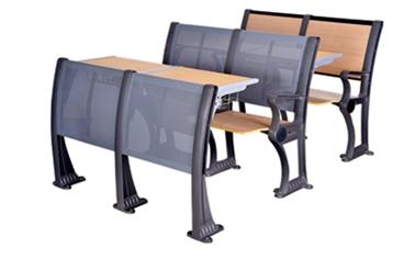 铝合金固定脚排椅