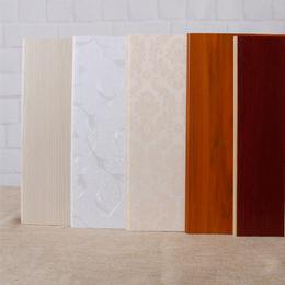 2018新型集成墙板防水 竹木纤维厂家供应欧式风格材料