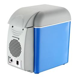 安南Annen7.5L车载冰箱纯车用化妆品小冰箱迷你便捷冰箱