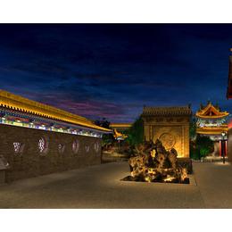 公园景观亮化方案-临县景观亮化-山西仁和鑫光电工程缩略图