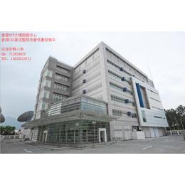 香港NTT大埔数据中心CN2机柜托管
