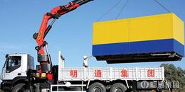 星沙起重吊装  精密设备搬运服务专业认准湖南明通