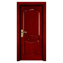 SL-1093沙比利实木烤漆门