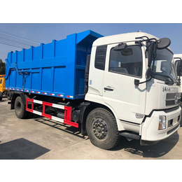 自装卸式垃圾车生产商-润力专用汽车-自装卸式垃圾车