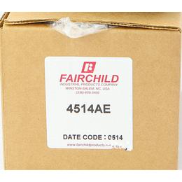 美国FAIRCHILD仙童 气体增压器4514AE全新未开箱