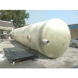 玻璃钢化粪池安装_化粪池_南京昊贝昕复合材料厂