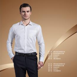 男长袖正装领衬衫缩略图