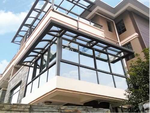 新中式阳光房