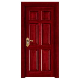 SL-1089沙比利 实木烤漆门