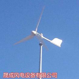 宁津500W风力发电机性能特点水平轴小型风力发电机精品展示