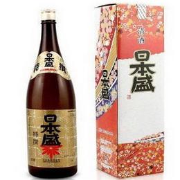 日式清酒 国产日本盛清酒 1.8L 特选本酿造清酒 淡丽辛口缩略图
