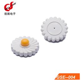 厂家直销 GSE-004太阳花 服装超市防盗标签