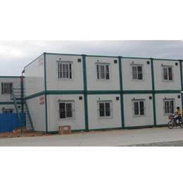 工地建筑临时环保集装箱安装