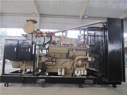 长春600KW生活垃圾填埋场填埋气发电机 填埋气体发电项目