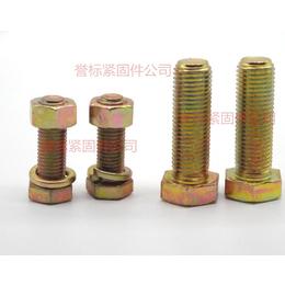 石标牌M6-M200 GB5781-86 镀彩锌30栓供应厂