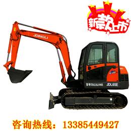 国产小型挖掘机有哪些品牌 山鼎小型挖掘机价格查询