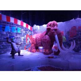 2018大型冰雕展活动策划冰雪节制作方案冰雕艺术节承接承办