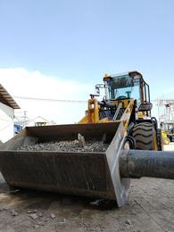 混凝土搅拌机30改装搅拌斗铲车搅拌斗一机多用效率高