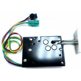 口红机电磁锁 福袋机电控锁 各种售货机锁具生产厂家