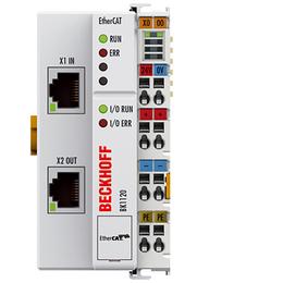 BECKHOFF倍福BK1120耦合器BK1120端子模块