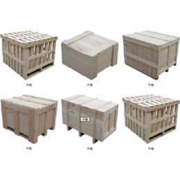 出口木箱免熏蒸定做青岛市北生产厂家供应