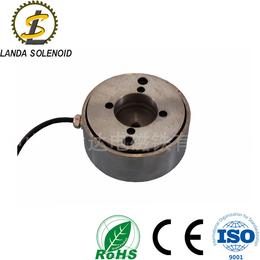 定制式电磁铁圆形吸盘式电磁铁 型号HY12550 直流24V