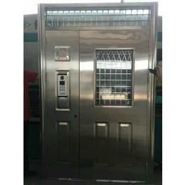 天津南开区防盗门厂家 天津定制楼宇对讲门售后无忧